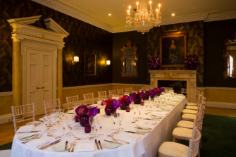 Private Dining Room at Searcys Knightsbridge