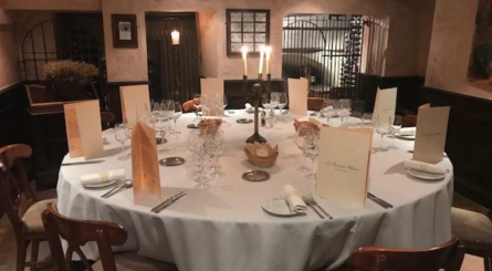 Le Boudin Blanc Private Dining Room Image4 445x245
