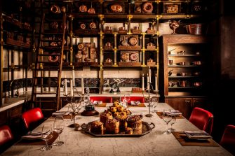 The Pie Room Private Dining Room Image 335x223