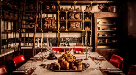 The Pie Room Private Dining Room Image 445x245