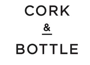 Cork and Bottle – Paddington logo