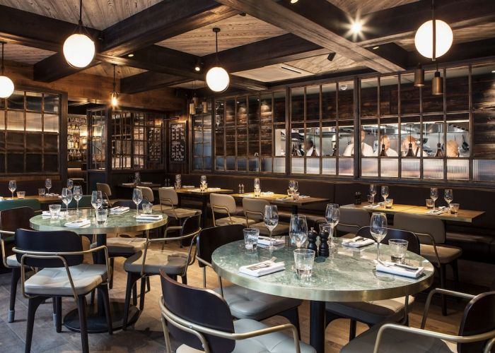 Luxury Private Dining Rooms The Coal Shed London London