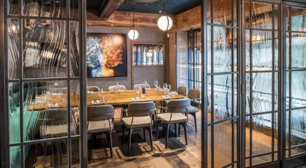 The Coal Shed One Tower Bridge Private Dining Room Image 1 445x245