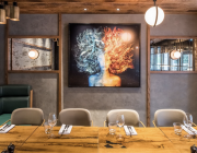 Private Rooms in London for Feasting, Mediterranean Sharing & Tapas Style Dining