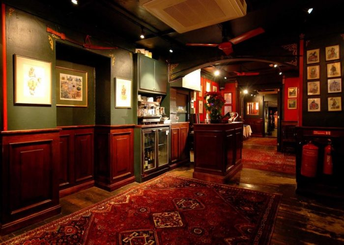 Luxury Private Dining Rooms At Boisdale Of Belgravia London Sw1w 9lx