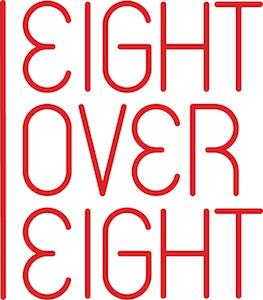 Eight Over Eight logo