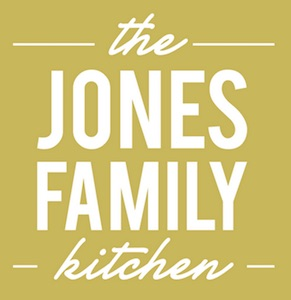The Jones Family Kitchen logo