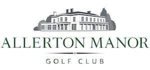 Allerton Manor Golf Club – Liverpool logo