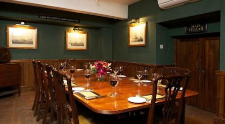 Boot Flogger Private Dining Room Image 445x245