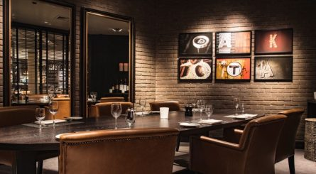 Dakota Hotel Leeds Private Dining Room Image 1 445x245