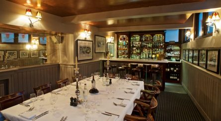 London Steakhouse City Private Dining Room Image1 1 445x245