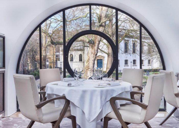The Private Dining Room At Orrery Restaurant 55