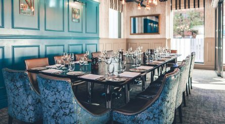 Luxury Private Dining Party Rooms In West Yorkshire