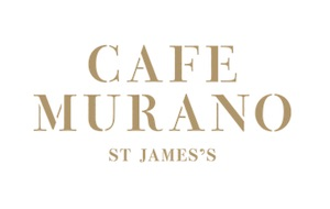 Cafe Murano – St. James logo