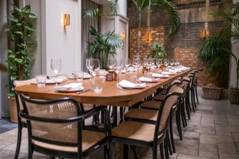 Mortimer House Private Dining Rooms Image The Conservatory 1 335x223
