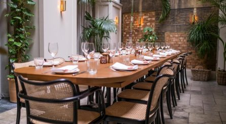 Mortimer House Private Dining Rooms Image The Conservatory 1 445x245
