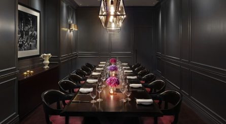 The London EDITION Berners Tavern Private Dining Room Image 445x245