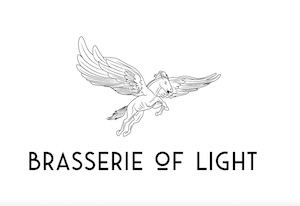 The Pegasus Room at Brasserie of Light logo
