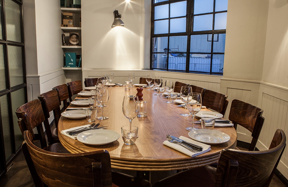 Luxury Private Dining Rooms At Hixter Bankside 16 Great