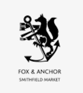 The Fox and Anchor logo