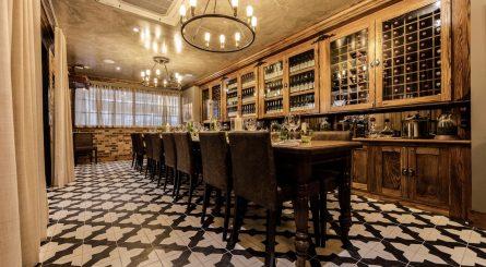Leman Street Tavern Private Dining Room Image 1 445x245