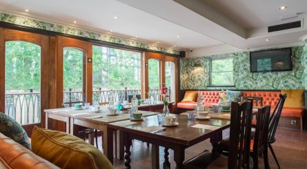Mulberry Bush Private Dining Room Image 445x245