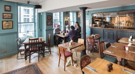 The Albion Private Dining Room Image 445x245