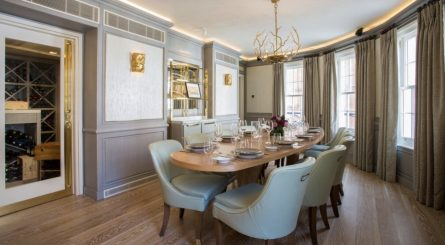 the five fields - private dining room image
