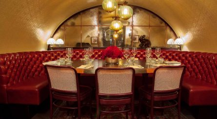 Gymkhana Private Dining Room Image 445x245