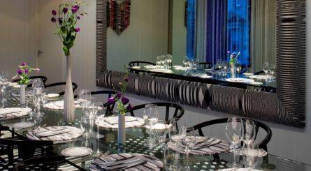 Radisson Collection Hotel Royal Mile Edinburgh Private Dining Room Image 1 445x245