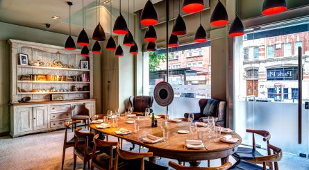 TOZI Private Dining Room Image 445x245