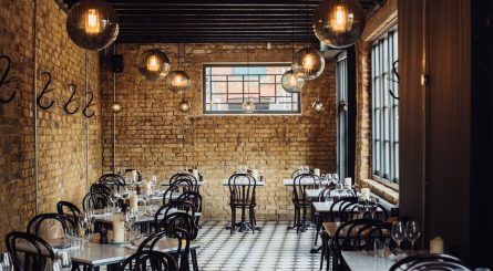 East London Liquor Company Private Dining Room Image 1 445x245