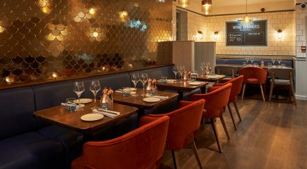 FishWorks Covent Garden Private Dining Room Image2 445x245