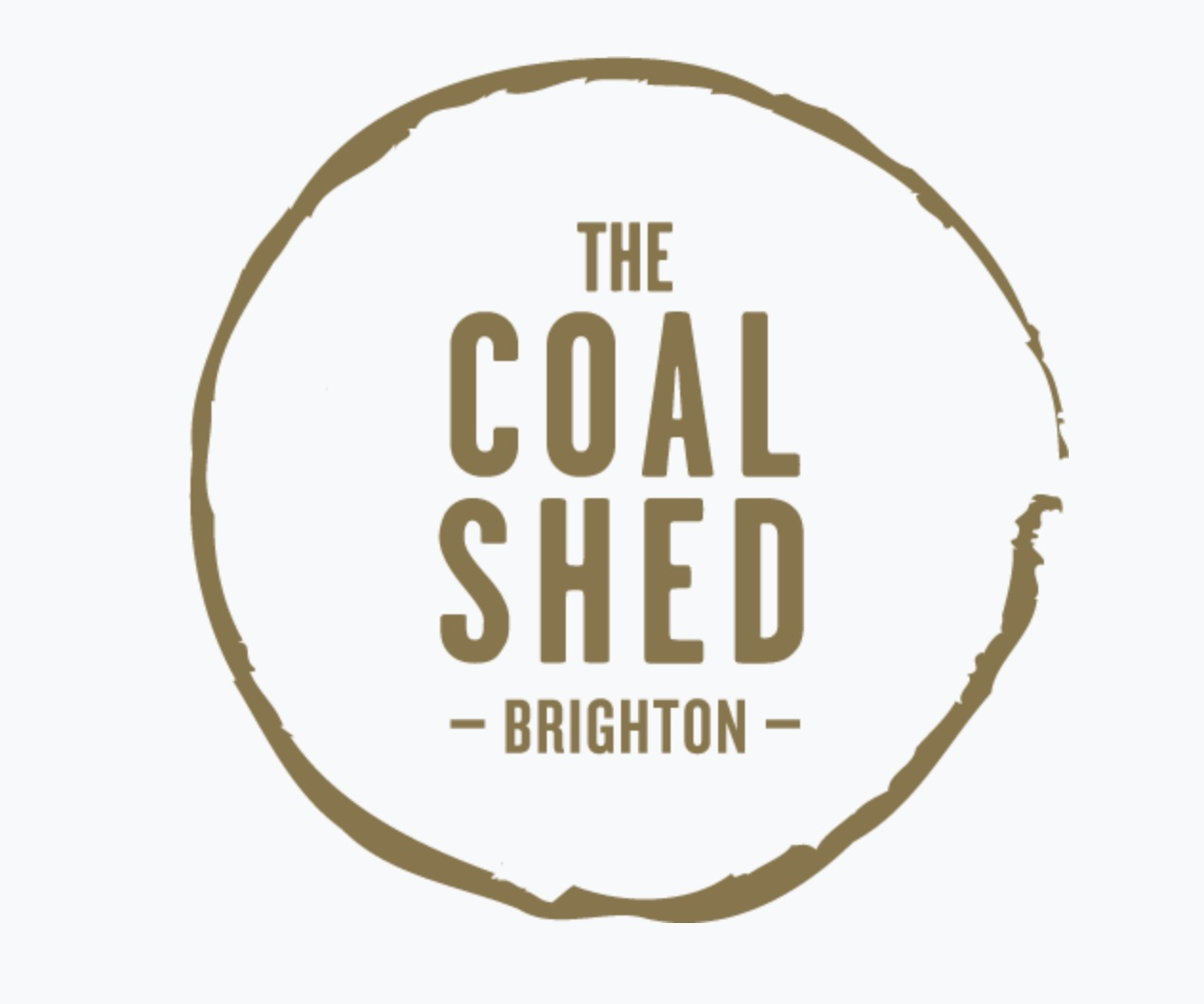 The Coal Shed – Brighton logo