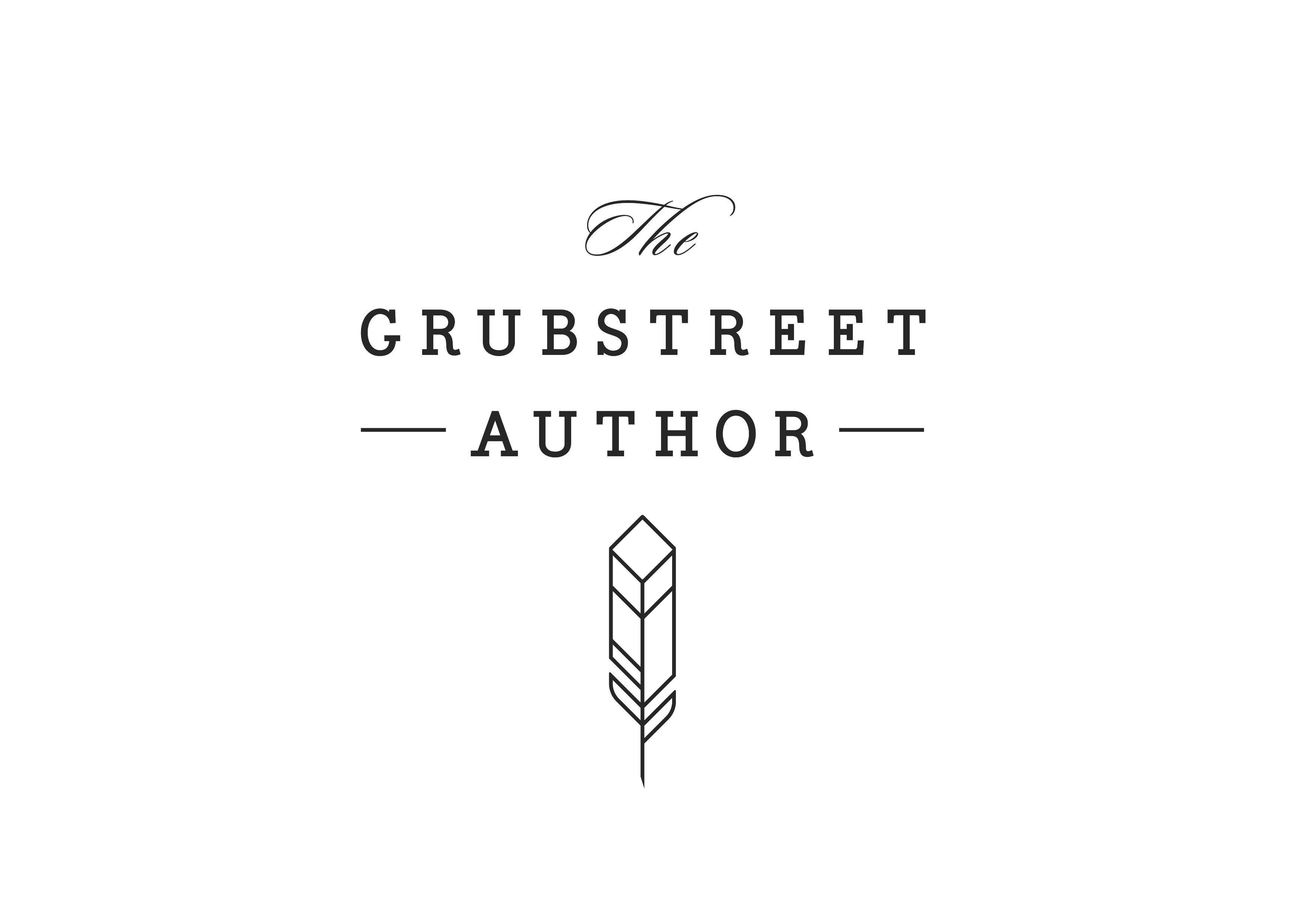 The Grubstreet Author logo