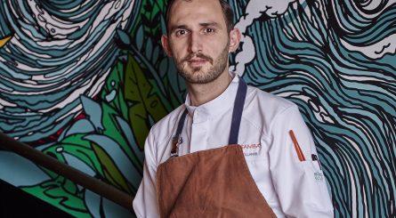 Andreas Bollanos Executive Chef At SUSHISAMBA City 1 445x245