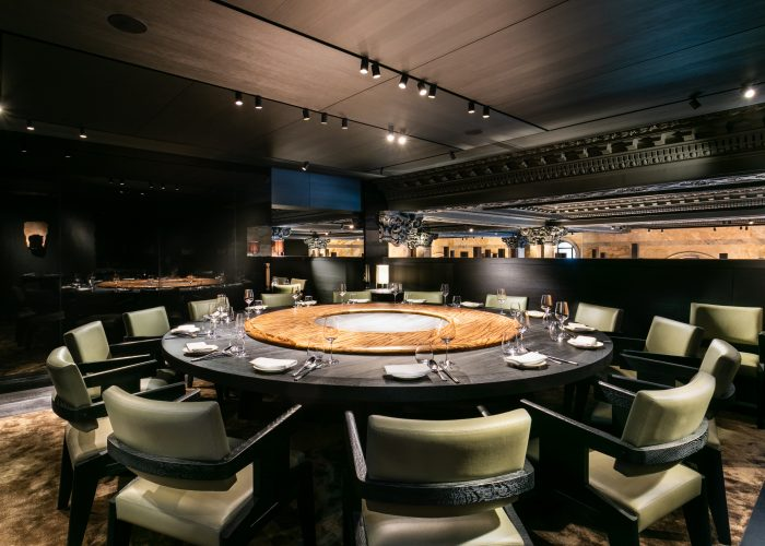 Luxury Private Dining Rooms At Imperial Treasure Chinese