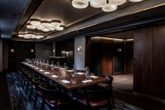 Lucky Cat Restaurant Mayfair Tochi Private Dining Room Image 1 335x223