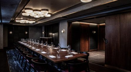 Lucky Cat Restaurant Mayfair Tochi Private Dining Room Image 1 445x245