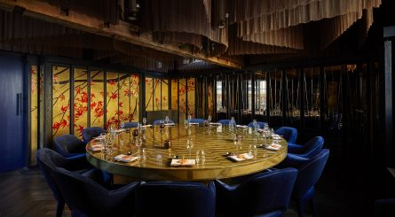 SUSHISAMBA Covent Garden Private Dining Room Image 1 445x245