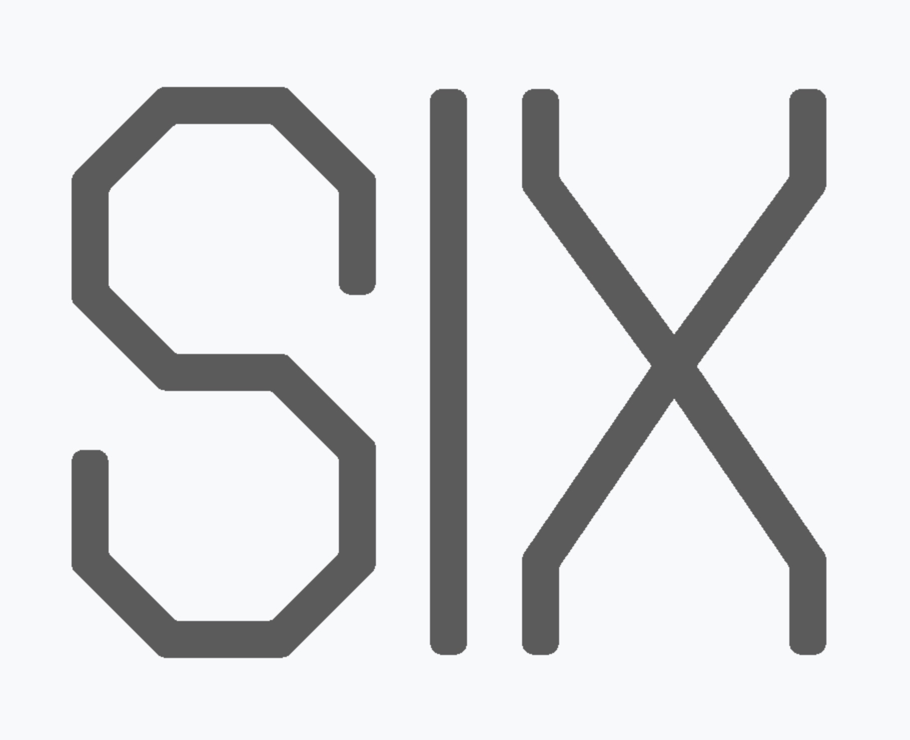 Six Restaurant – Gateshead logo