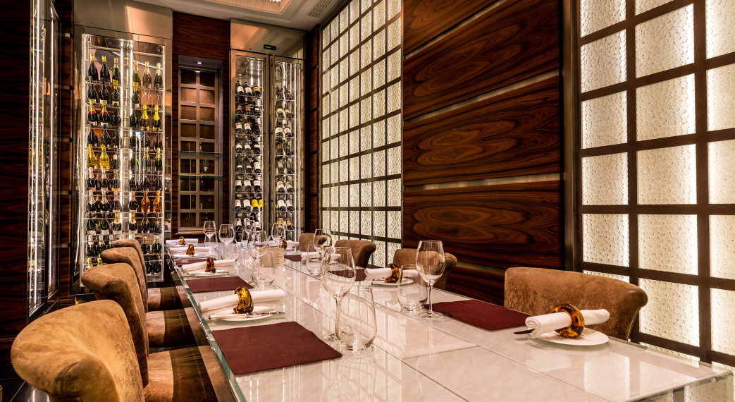 Alyn Williams At The Westbury Private Dining Room Image 1043x570