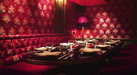 Park Chinois Club Chinois Red Room Image 1 445x245