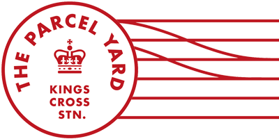 The Parcel Yard – King's Cross Station logo