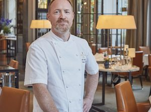 André Garrett Chef Image 300x223