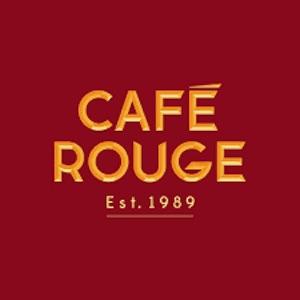 Café Rouge at Hays Galleria logo