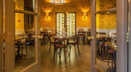 Davys At Canary Wharf Private Dining Room Image 1 445x245