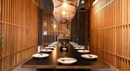 Flesh Buns Oxford Circus Private Dining Room Main Image 1 445x245