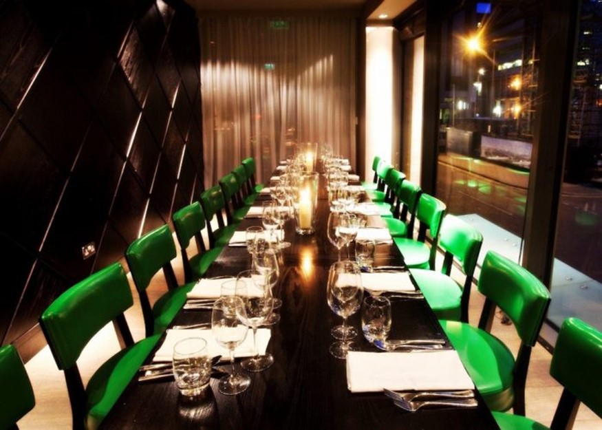 Piccolino Private Dining in Bristol