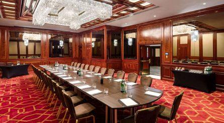 Radisson Blu Edwardian Heathrow Hotel Private Dining Room Image 445x245